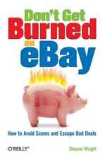 Don′t Get Burned on eBay