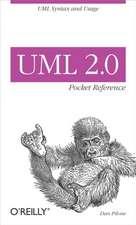 UML 2.0 Pocket Reference