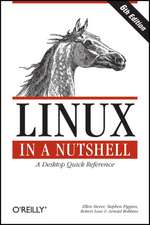 Linux in a Nutshell 6e