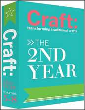 Craft – The 2nd Year