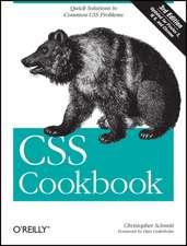 CSS Cookbook 3e