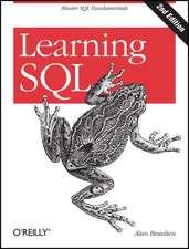 Learning SQL 2e