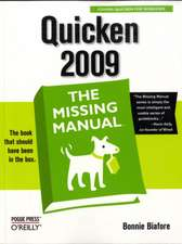 Quicken 2009:  The Art and Science of Creating Great Presentations
