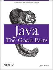 Java – The Good Parts