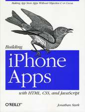 Building iPhone Apps with HTML, CSS and JavaScript
