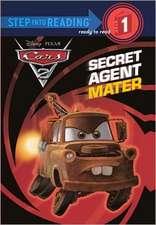 Cars 2:  Secret Agent Mater
