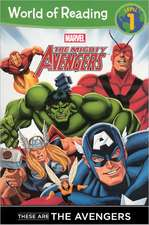 These Are the Avengers:  50th Anniversary Edition