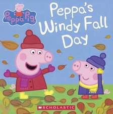 Peppa's Windy Fall Day