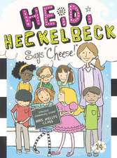 Heidi Heckelbeck Says Cheese!:  An Inky Treasure Hunt and Coloring Book