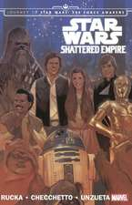 Star Wars:  Shattered Empire