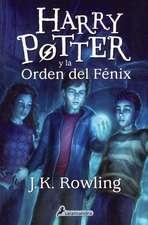 Harry Potter y la Orden del Fenix