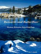 Buzzards and Butterflies - Human Remains Detection Dogs