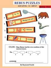 Rebus Puzzles, Book Two
