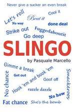 Slingo:  How to Speak American
