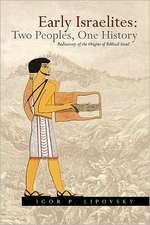 Early Israelites