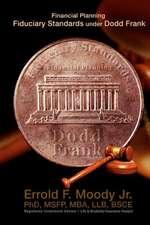 Financial Planning Fiduciary Standards Under Dodd Frank