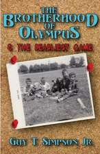 The Brotherhood of Olympus and the Deadliest Game:  The Key to Dynamic Fiction That Sells!
