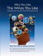 Why You Like the Wines You Like