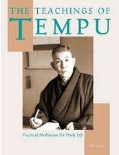 The Teachings of Tempu