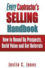 Every Contractor's Selling Handbook