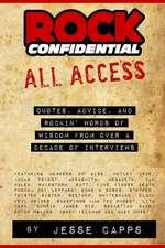 Rock Confidential All Access