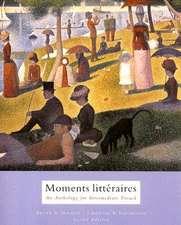 Moments Litteraires