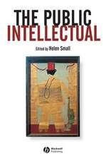 The Public Intellectual