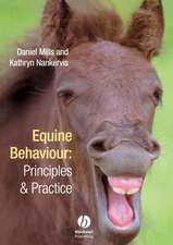 Equine Behaviour: Principles and Practice