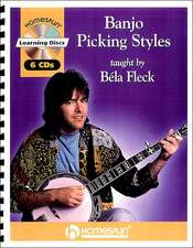 Banjo Picking Styles [With Book with Tab.]