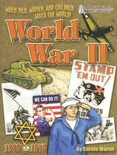 World War II:  Reproducible Activity Book
