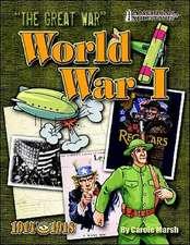 World War I:  Reproducible Activity Book