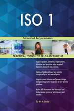 ISO 1 Standard Requirements