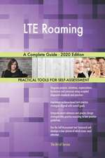 LTE Roaming A Complete Guide - 2020 Edition