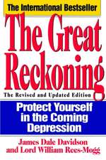 Great Reckoning:  How to Conquer Social Anxieties