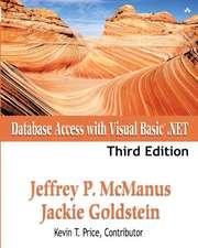 Database Access with Visual Basic .Net