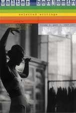 Walter Benjamin – Selected Writings V 2 Part 1 – 1927–1930