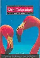 Bird Coloration – Mechanism and Measurements V 1