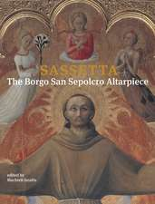Sassetta – The Borgo San Sepolcro Altarpiece