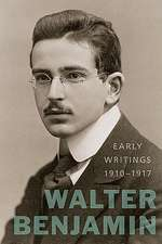 Early Writings, 1910-1917