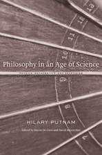 Philosophy in an Age of Science – Physics, Mathematics and Skepticism