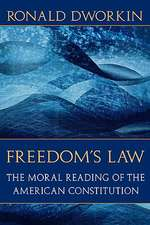 Freedom′s Law (NA)