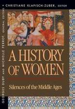 A History of Women in the West V 2 – Silences of the Middle Ages (Paper)