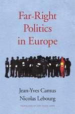 Far–Right Politics in Europe