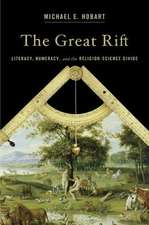The Great Rift – Literacy, Numeracy, and the Religion–Science Divide