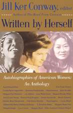 Written by Herself:  An Anthology