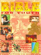 Essential Bible Passages for Youth Leader