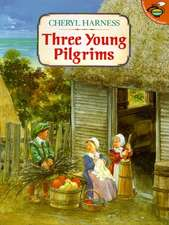 Three Young Pilgrims