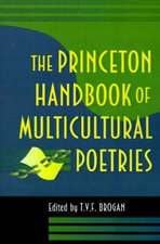 The Princeton Handbook of Multicultural Poetries:  Principles for a Post-Cold War World