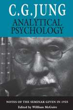 Analytical Psychology – Notes of the Seminar Given in 1925