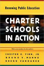 Charter Schools in Action – Renewing Public Education
